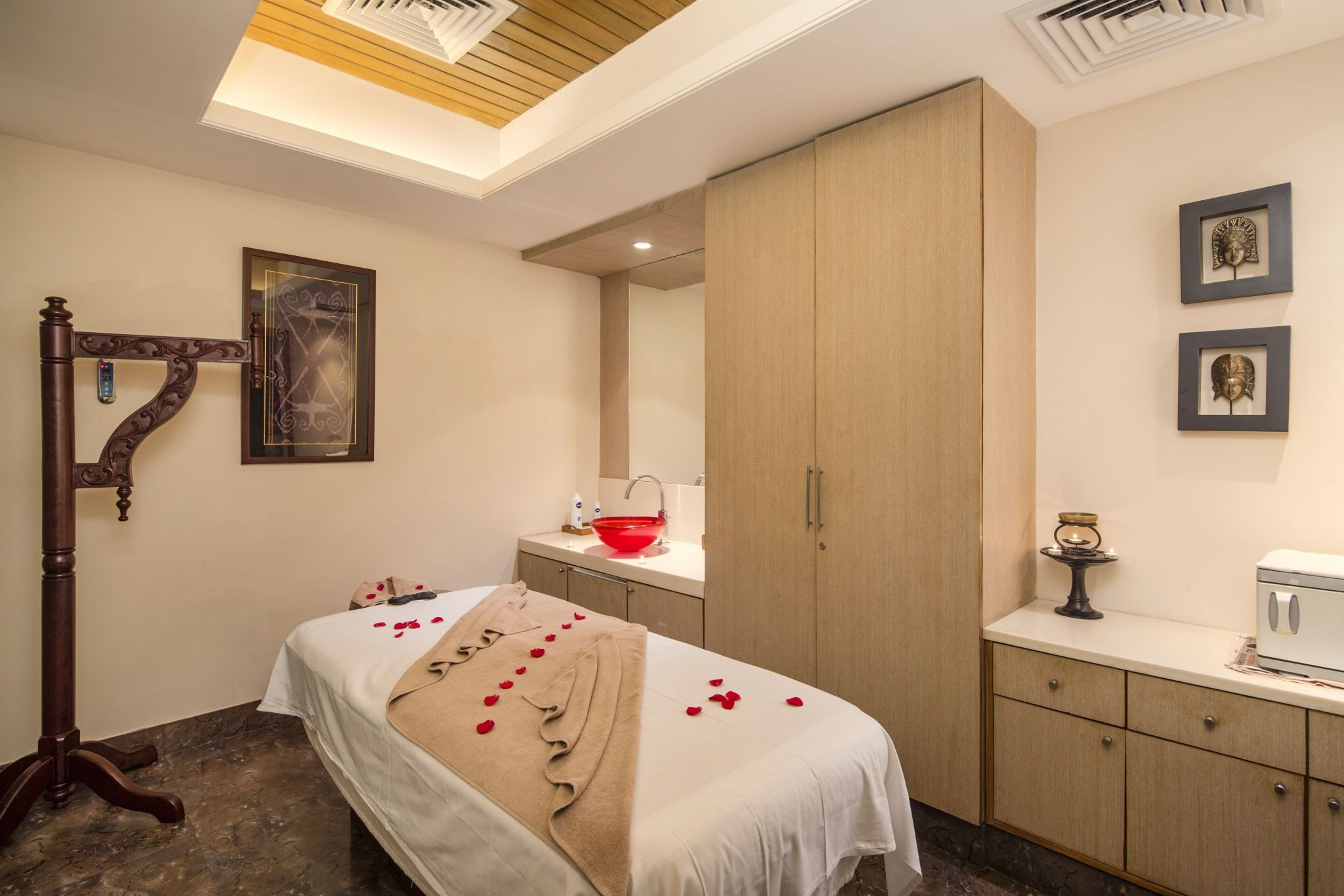 Ayurveda Treatment Room_Senses Spa